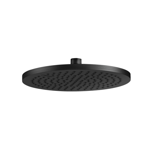 Phoenix NX Quil Rain Shower Rose | Matte Black |
