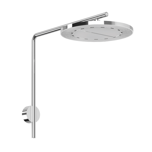 Phoenix NX Iko with HydroSense Shower Arm with Rain Shower Rose | Chrome |