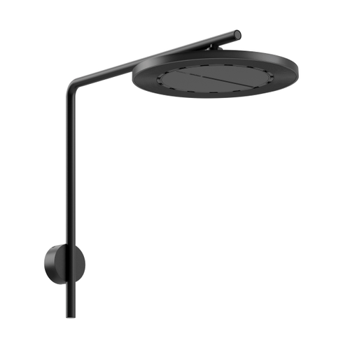 Phoenix NX Iko with HydroSense Shower Arm and Rain Shower Rose | Matte Black |