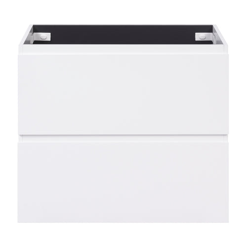 Alles Plus 900mm Floor Standing Vanity Cabinet | Satin White |