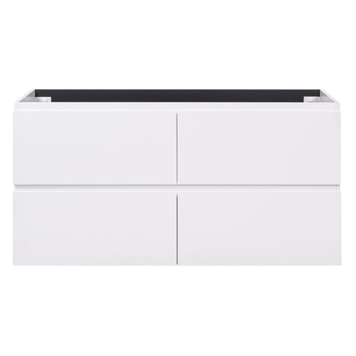 Alles Plus 1500mm Floor Standing Vanity Cabinet | Satin White |