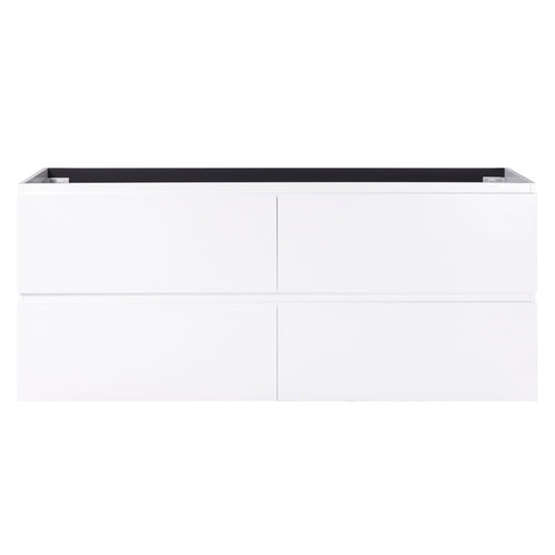 Alles Plus 1800mm Floor Standing Vanity Cabinet | Satin White |