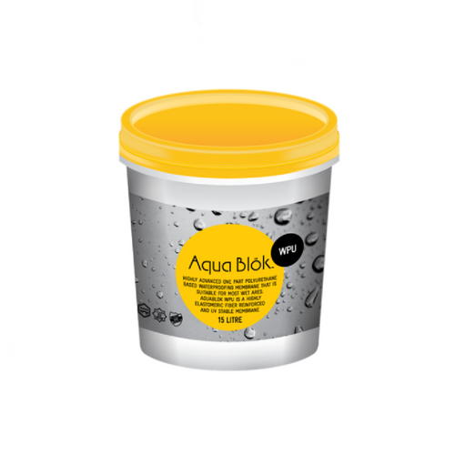 Sika Aquablok WPU Waterproofing 15L
