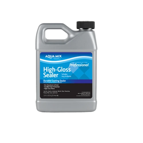 Aquamix High Gloss Sealer I 946ml - 3.78L