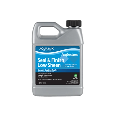 Aquamix Seal & Finish Low Sheen I 946ml - 18.9L
