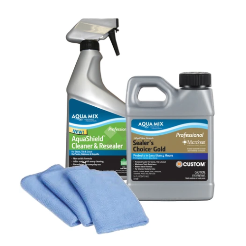 Aquamix Stoen Countertop Sealing Kit