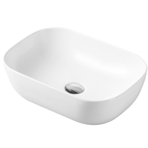 Julio 431M Above Counter 460mm x 320mm Basin | Gloss |