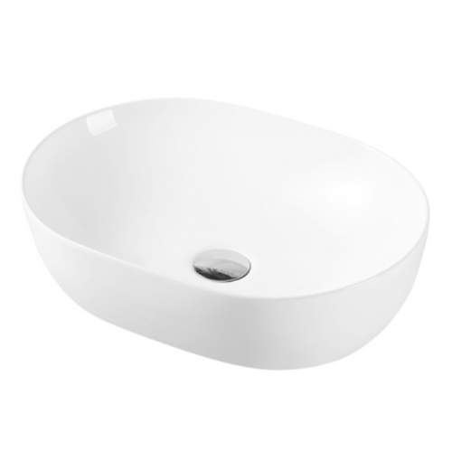 Julio 431 Above Counter 485mm x 350mm Basin | Gloss |