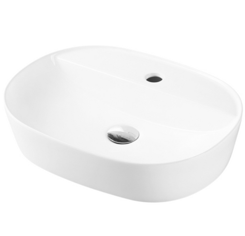 Julio 531 Above Counter 505mm x 385mm Basin | Gloss |