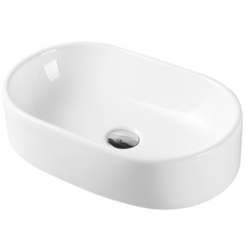 Julio 53 Above Counter 520mm x 330mm Basin | Gloss |