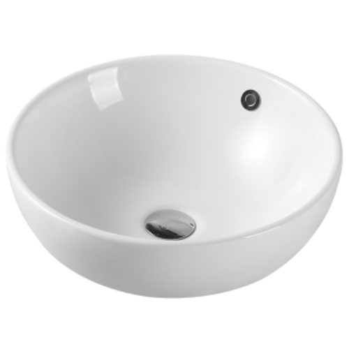 Oasis MK2 H Above Counter 435mm Basin | Gloss |