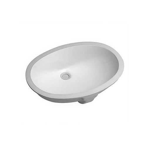 Oval Under Counter Basin 545mm