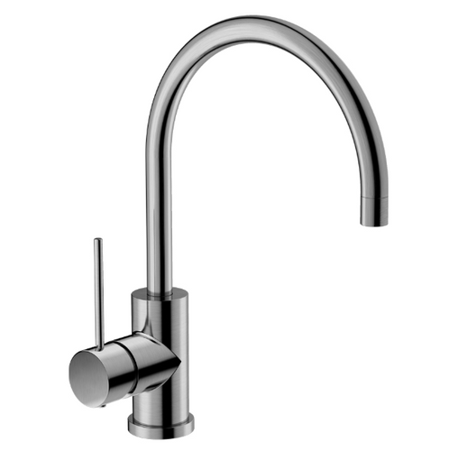 Profile Gooseneck Sink Mixer | Brushed Nickel |
