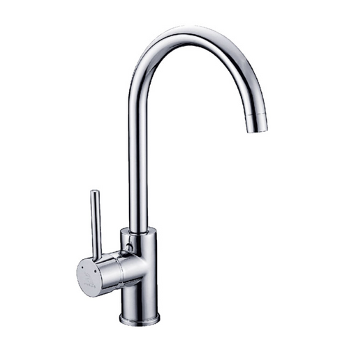 Profile Gooseneck Sink Mixer | Chrome |