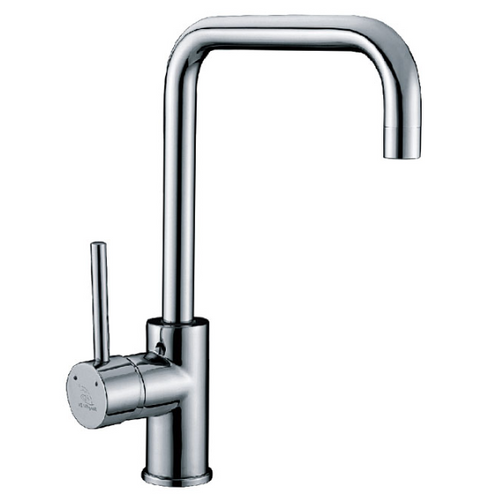 Profile Squareline Sink Mixer | Chrome |