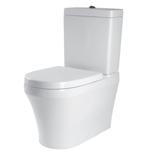Q+ Comfort Back to Wall Toilet Suite