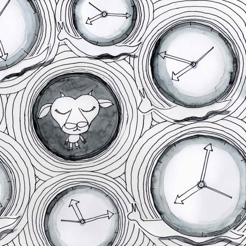 Detail of Time Slithered By coloring page available as free download on Twinki-Winki goodies page.