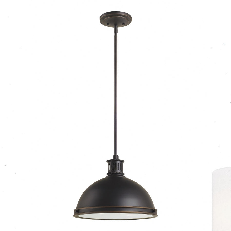 Pratt Street Metal Medium LED Pendant