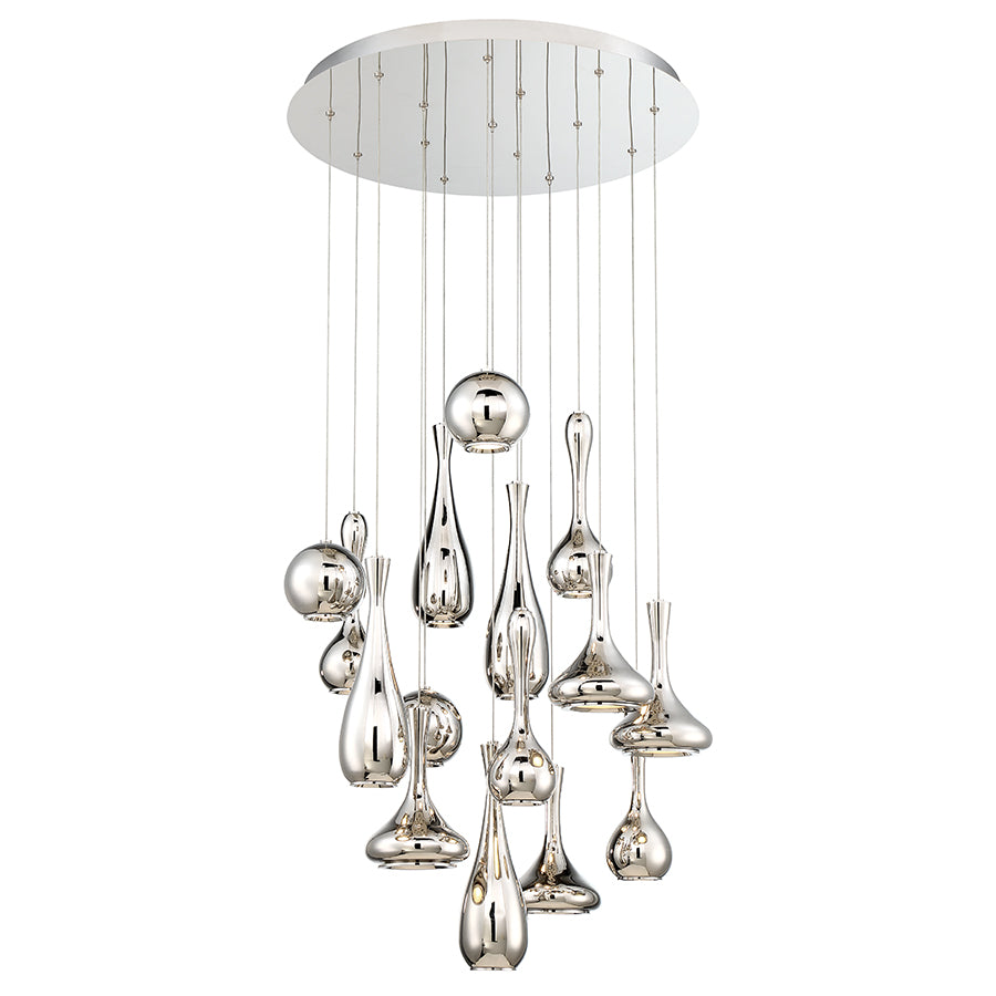 Acid 15 Lights Chandelier