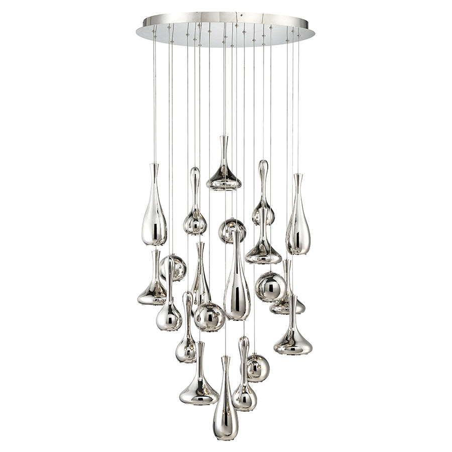Acid 21 Lights Chandelier