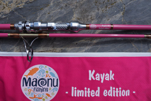 MAONU Kayak Edition - ART SCTA8045-2N  Limited Edition Pink Panther