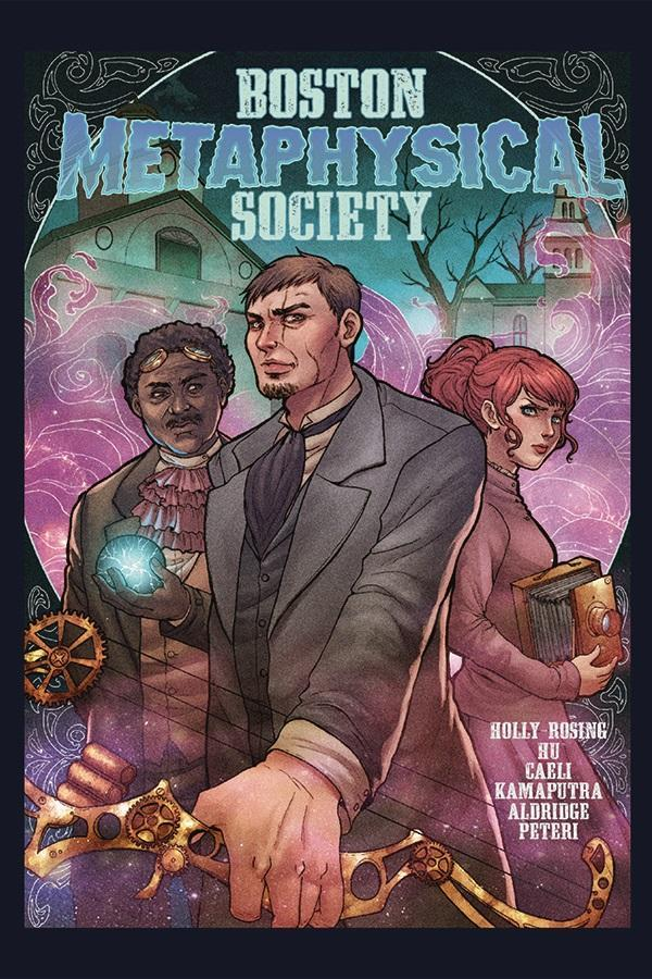 Boston Metaphysical Society Vol. 1