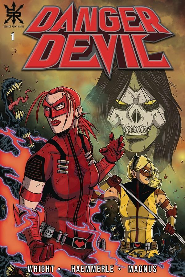 Danger Devil #1 Free with #2 and #3