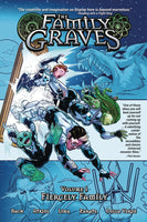 Family Graves v1 TPB Fiercely Family