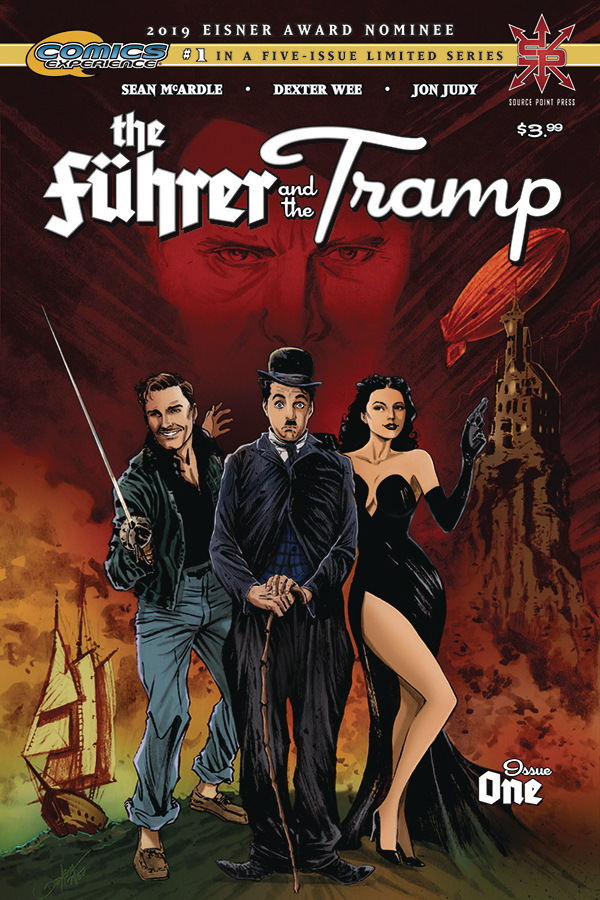 The Fuhrer and the Tramp #1