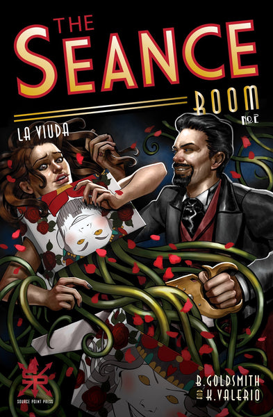 The Seance Room #2: La Viuda