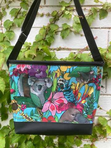 Carmie Bag - Aussie Animals