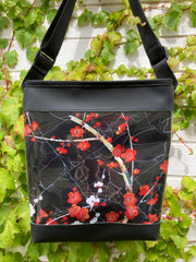Myra Bag - Golden Garden Black