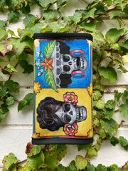 Wallets - Day Of The Dead Colourful