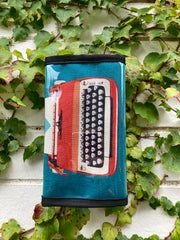 Wallets - Typewriter