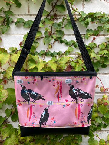 Carmie Bag - Magpie Talk