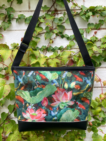 Carmie Bag - Fish Pond