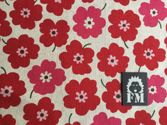 Wallets - Red Poppies