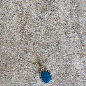 Bluebird Turquoise Necklace