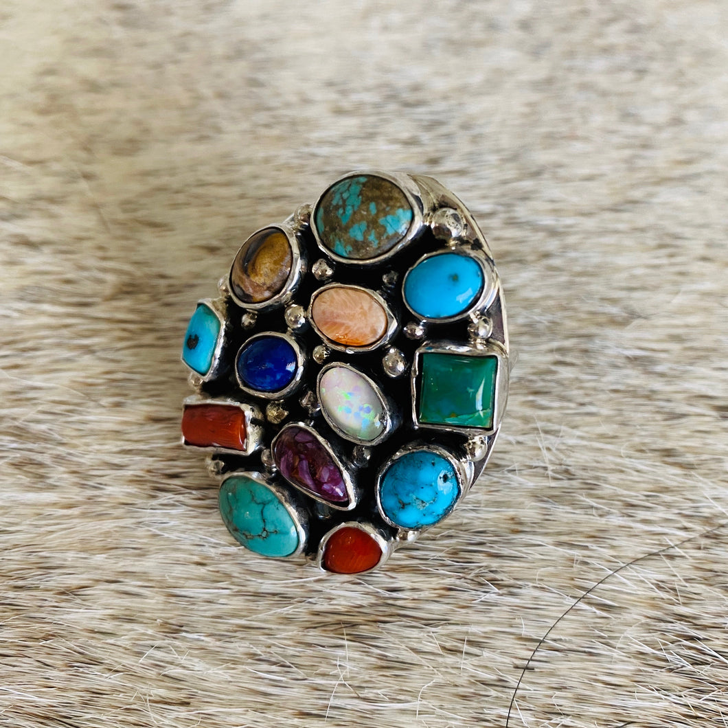 Multi Color Ring