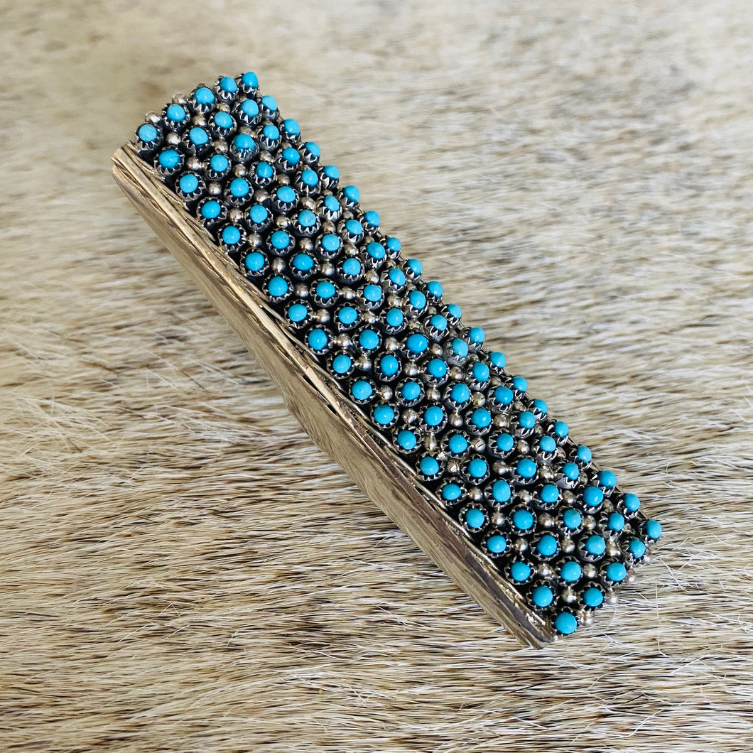 Dotted Turquoise Ring
