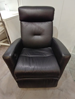 Monza Power Relaxer with Chaise/Swivel [DISPLAY MODEL]