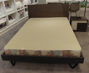 Napa Queen Bed with Night Table [DISPLAY MODEL]
