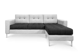 "Carter Compact Multi-Sectional Sofa 82"" [DISPLAY MODEL]"