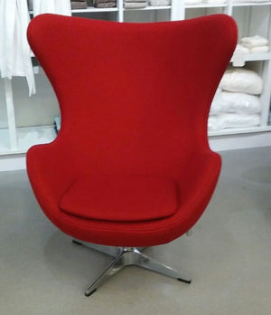 Egg Style Lounge Chair [DISPLAY MODEL]