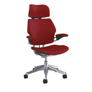 Freedom Task Chair with Headrest - Fabric