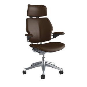 Freedom Task Chair with Headrest - Leather