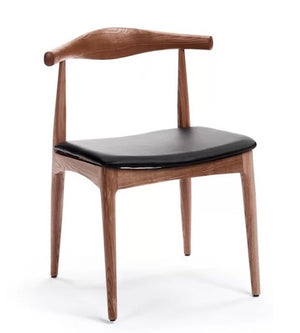 Round Style Armless Chair [DISPLAY MODEL]
