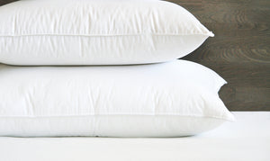 100% White Goose Down Pillow