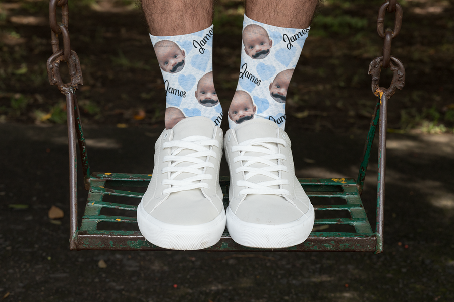 Your Kid on your Socks - Parent Theme
