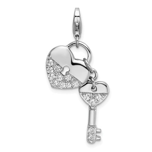 Silver Charms & Pendants